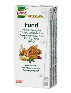 Knorr Professional Kycklingfond 8x1L - 50% rabatt - Bäst före 2018-05-28