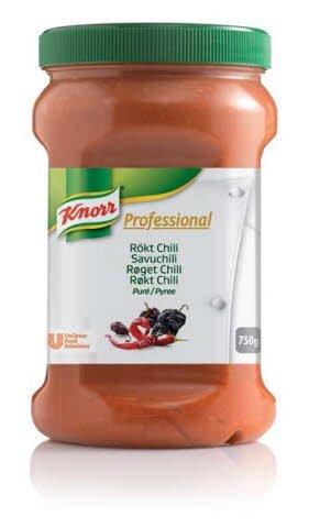 Knorr Professional Rökt Chili kryddpuré 2 x 0,75 kg