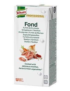 Knorr Professional Skaldjursfond 8x1L - 50% rabatt - Bäst före 2018-05-27