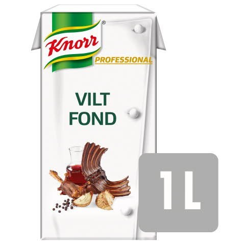 Knorr Professional Viltfond 8 x 1 L