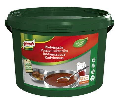 Knorr Rödvinssås 1 x 3,4 kg