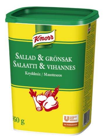 Knorr Sallad & Grönsakskrydda 3 x 950 g