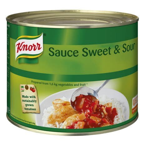 Knorr Sauce Sweet & Sour 3 x 2 kg - ( ersätter 311288)