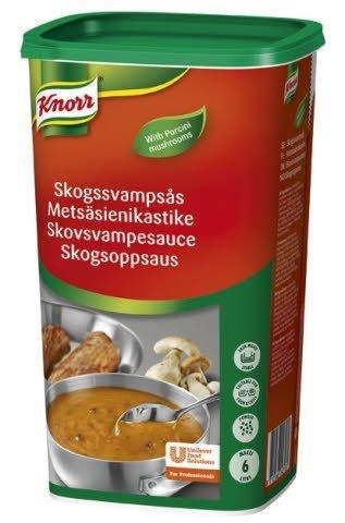 Knorr Skogssvampsås 3 x 1 kg
