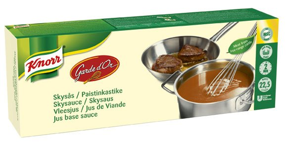 Knorr Skysås 2 x 2,5 kg -