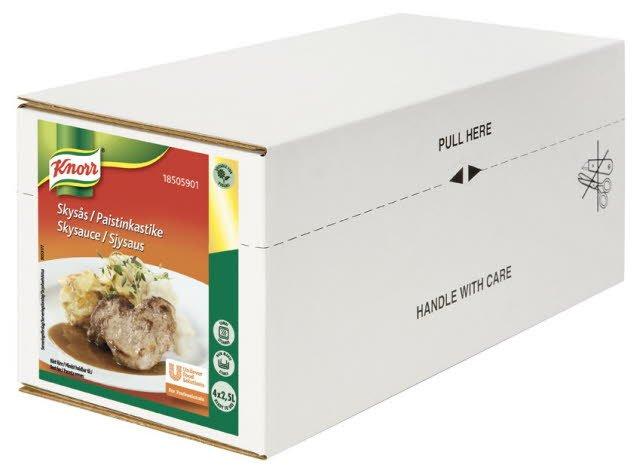 Knorr Skysås 4 x 2,5 L