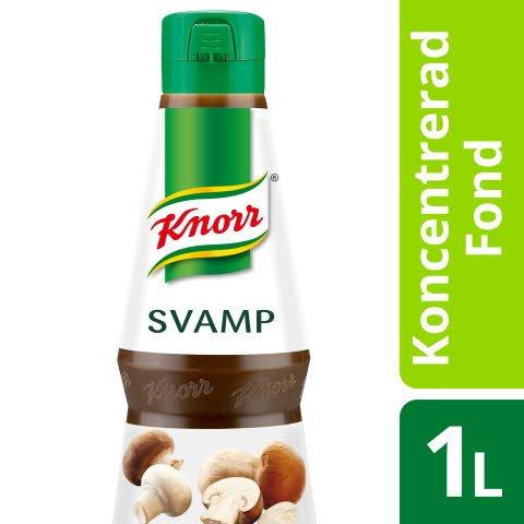 KNORR Svampfond, koncentrerad 6 x 1L (2)