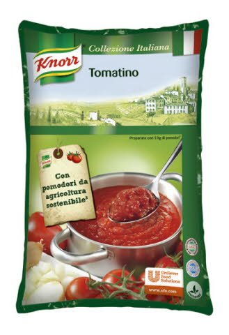 Knorr Tomatino 4 x 3 kg