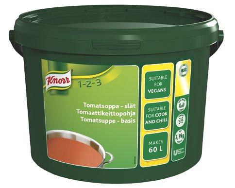 Knorr Tomatsoppa, slät 1 x 3,9 kg