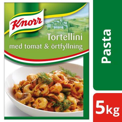 Knorr Tortellini tomat & örtfyllning 1 x 5 kg