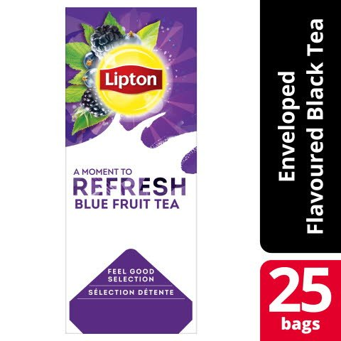 Lipton Classic Blue Fruit Tea 6 x 25 påsar