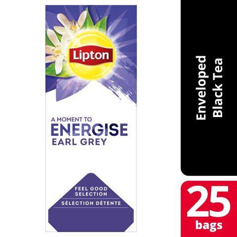 Lipton Classic Earl Grey 6 x 25 påsar