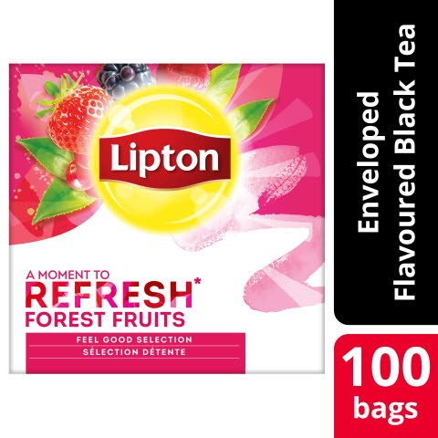 Lipton Classic Forest Fruit 12 x 100 påsar