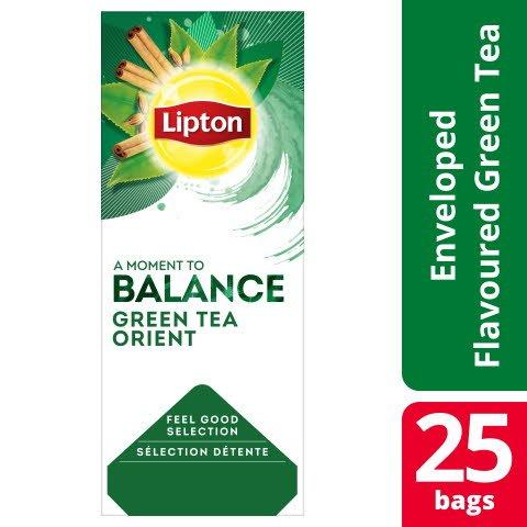 Lipton Classic Green Tea Orient 6 x 25 påsar