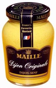 MAILLE Senap Dijon Original 12 x 215 g