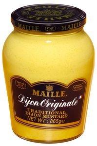 MAILLE Senap Dijon Original 6 x 865 g
