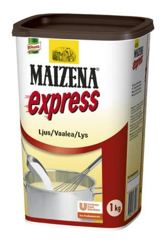 MAIZENA Express, ljus snabbredning 6 x 1 kg