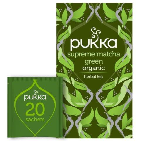 Pukka Grönt Te Supreme Matcha Green 4 x 20 p  -