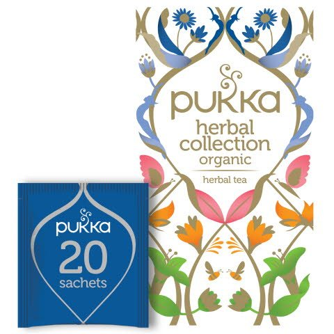 Pukka Mixask Te Herbal Collection EKO 4 x 20 p