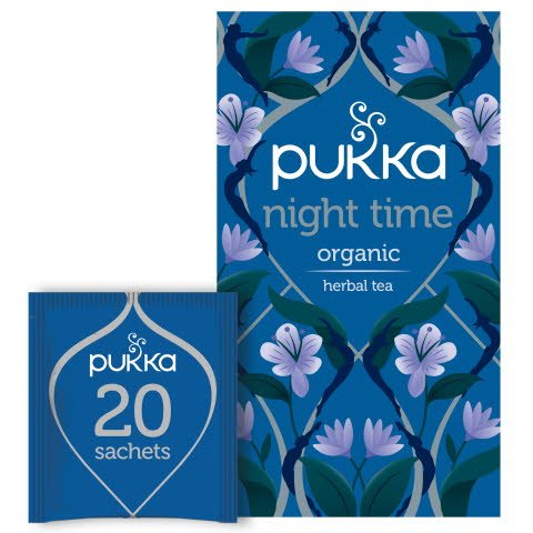 Pukka Örtte Night Time EKO 4 x 20 p