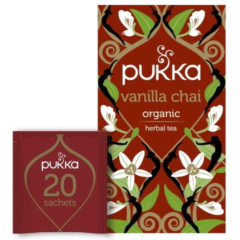 Pukka Örtte Vanilla Chai EKO 4 x 20 p