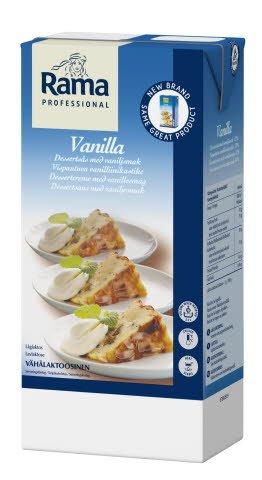 Rama Professional Vanilla 8 x 1 L -