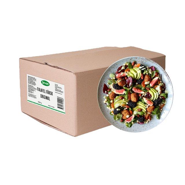 Sevan Falafel Broccoli, fryst -