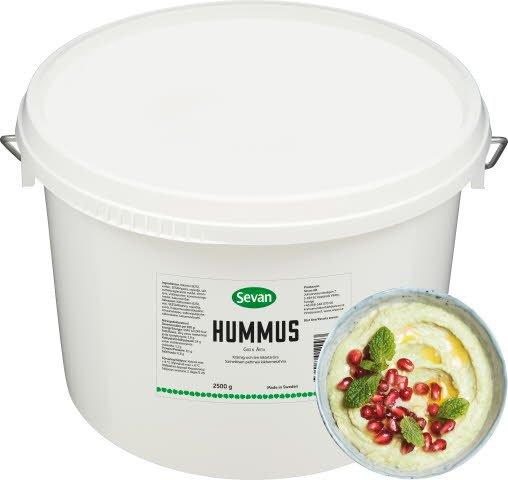 Sevan Hummus Grön Ärta -