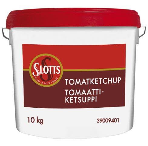SLOTTS Ketchup Hink 1 x 10 kg