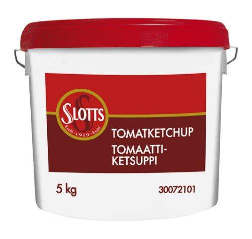 SLOTTS Ketchup Hink 1 x 5 kg