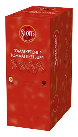 SLOTTS Ketchup Portion 240 x 11 g -