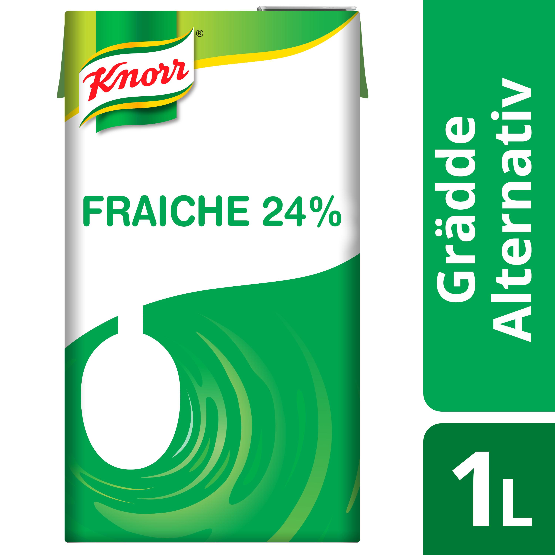 Knorr Fraiche 24 % 8 x 1 L