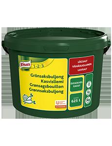 Knorr Grönsaksbuljong, lågsalt, pulver 1 x 5 kg