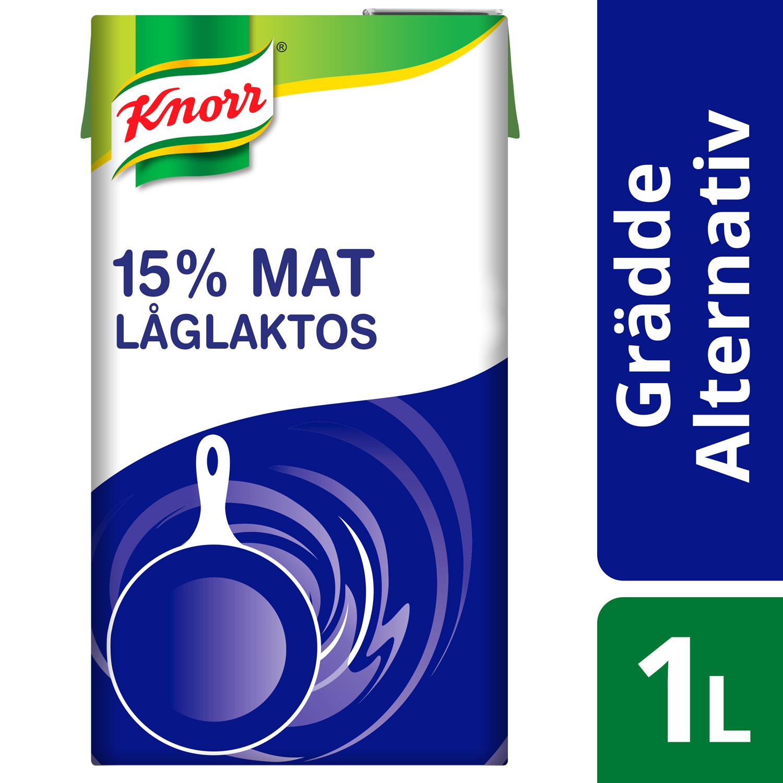 Knorr Mat 15%, Låglaktos 8 x 1 L