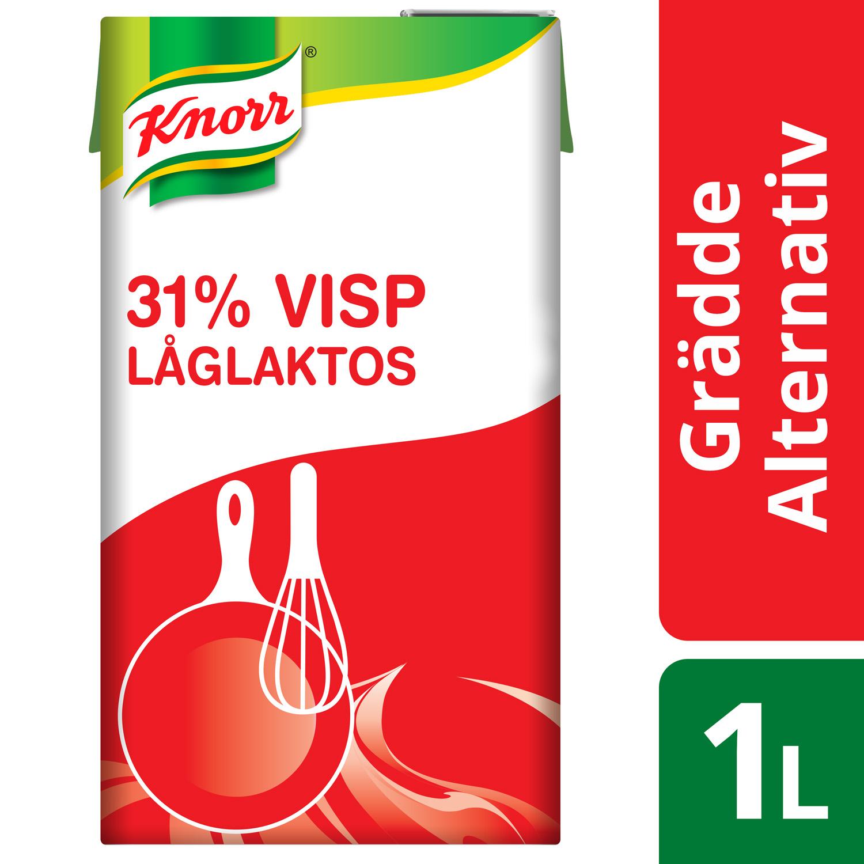 Knorr Visp 31%, Låglaktos 8 x 1 L