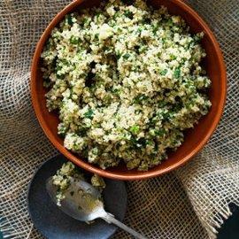 Couscous med örter