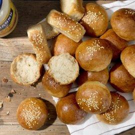 HELLMANN´S Burgar Bröd
