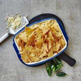 Jalapeno mac & cheese