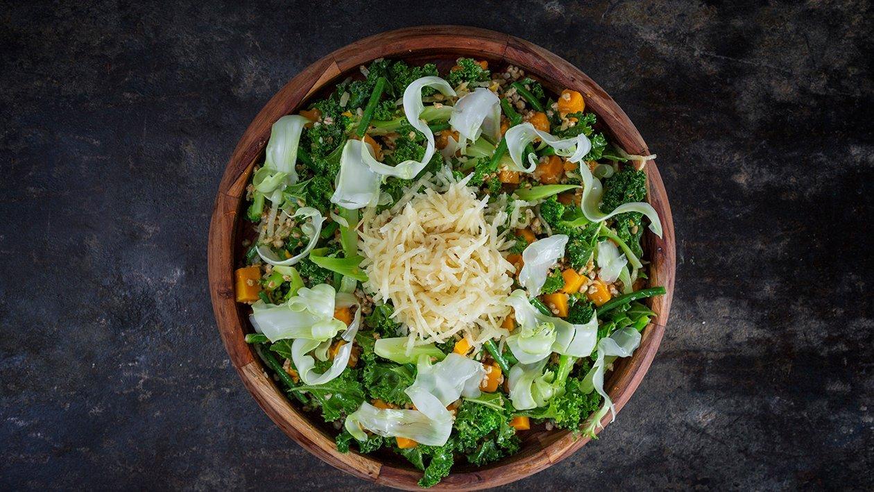 Broccoli pumpasallad