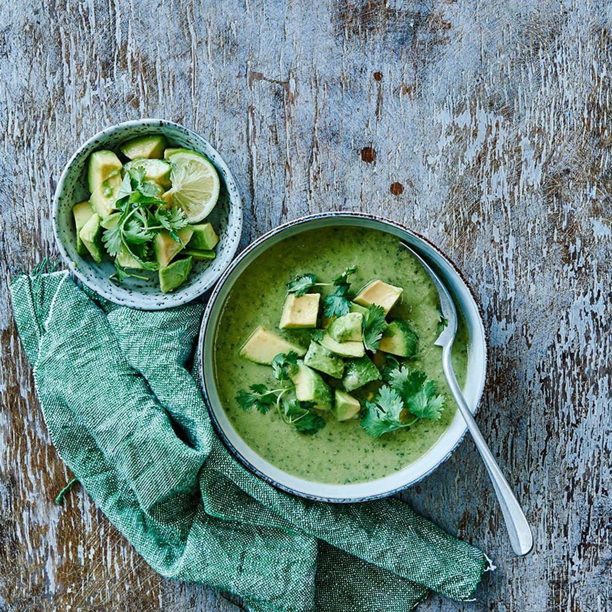 Kubansk bön & grönkålssoppa