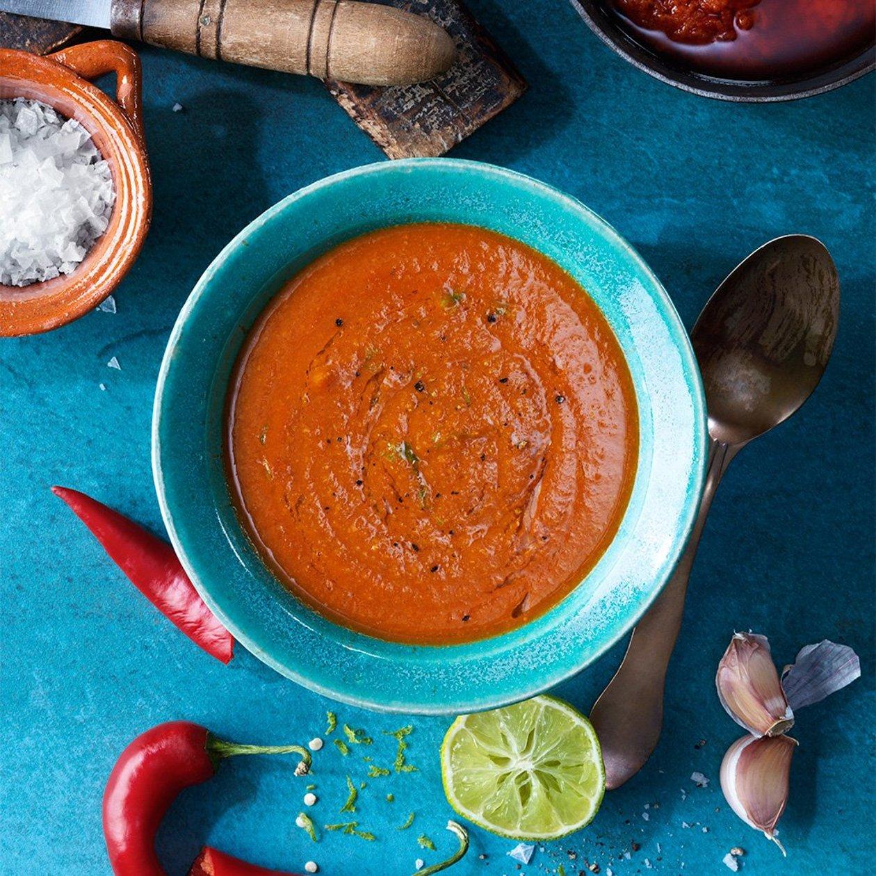 Lasopy – grönsakssoppa från Madagascar