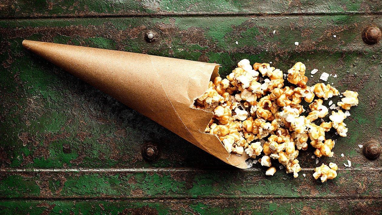 Popcorn Dulce de Leche