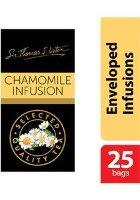 เซอร์โธมัส เจ. ลิปตัน คาโมไมล์ เฮอร์บัล อินฟิวชั่น (เครื่องดื่มสมุนไพรดอกคาร์โมไมล์) 1 ก