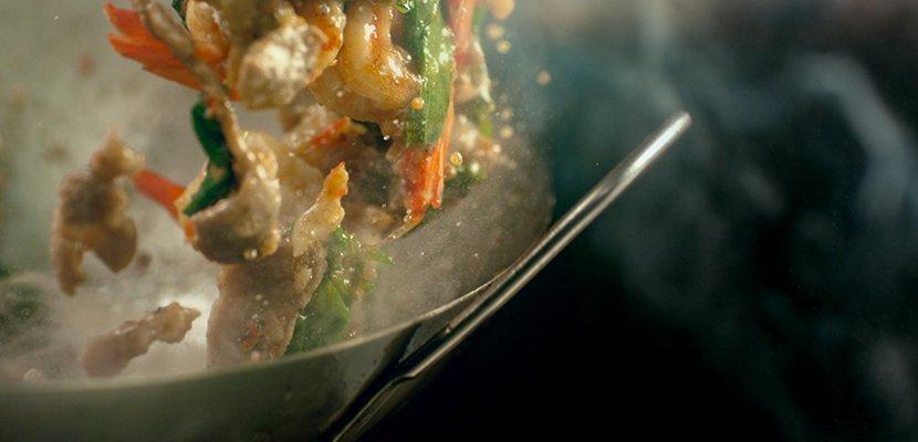 คนอร์อร่อยชัวร์ผงปรุงครบรส รสหมู 800 ก - คนอร์ อร่อยชัวร์ หอมอร่อย…จนต้องขออีกจาน