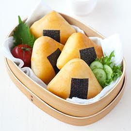 ขนมปังข้าวปั้นญี่ปุ่น