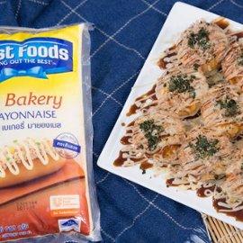 ขนมปังทาโกะยากิ