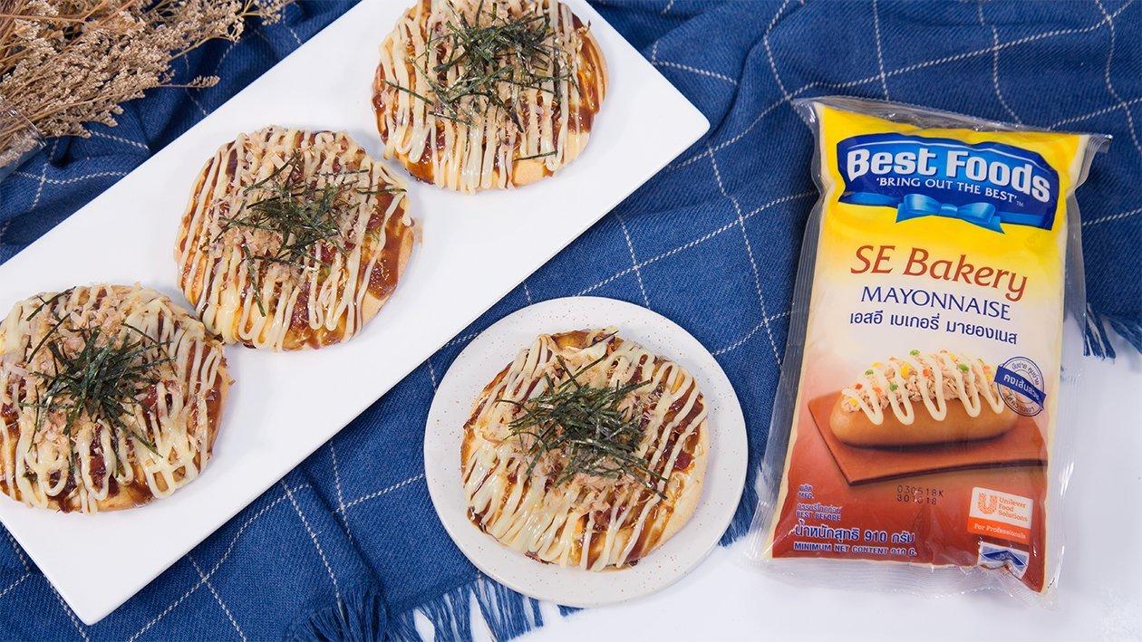 ขนมปังพิซซาญี่ปุ่น
