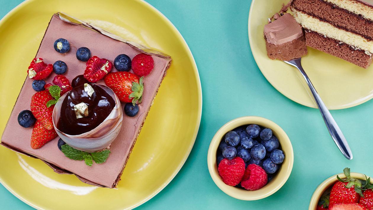 ซินฟูล ช็อคโกแลต เค้ก