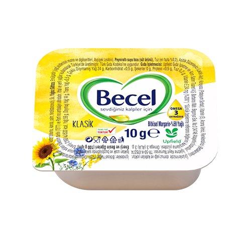 Becel Klasik Tek Kullanımlık Margarin 10 G -