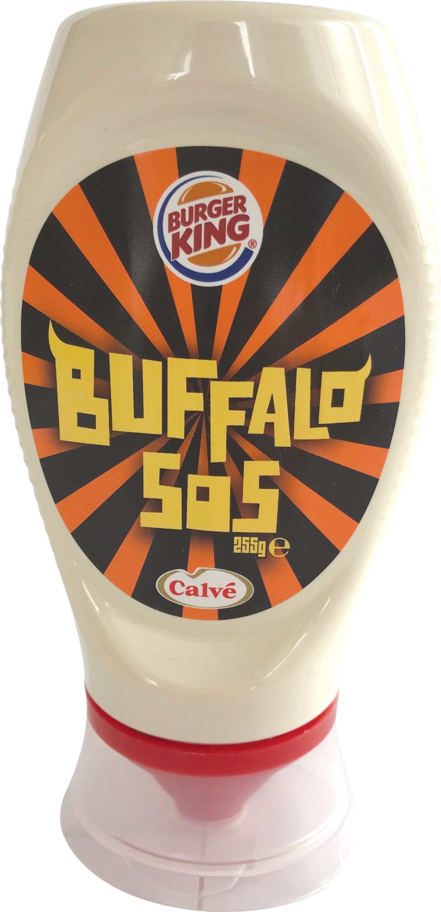 Burger King Buffalo Sos 12x255g -